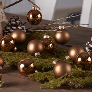 Weihnachtskugeln Arz, 12er-Set