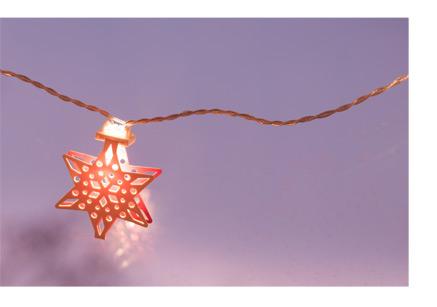 LED-Weihnachtskerzen