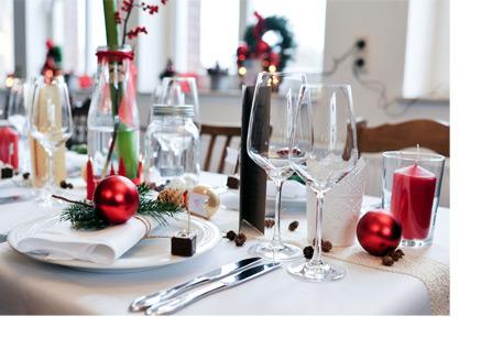 Weihnachtlich dekorieren: Die schönsten Ideen | Die moderne ...
