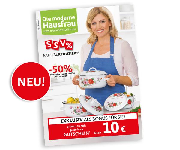 Weihnachtsdeko Kataloge Anfordern.Katalog Bestellen Die Moderne Hausfrau