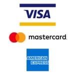 Informationen zur Bezahlung mit Kreditkarte
