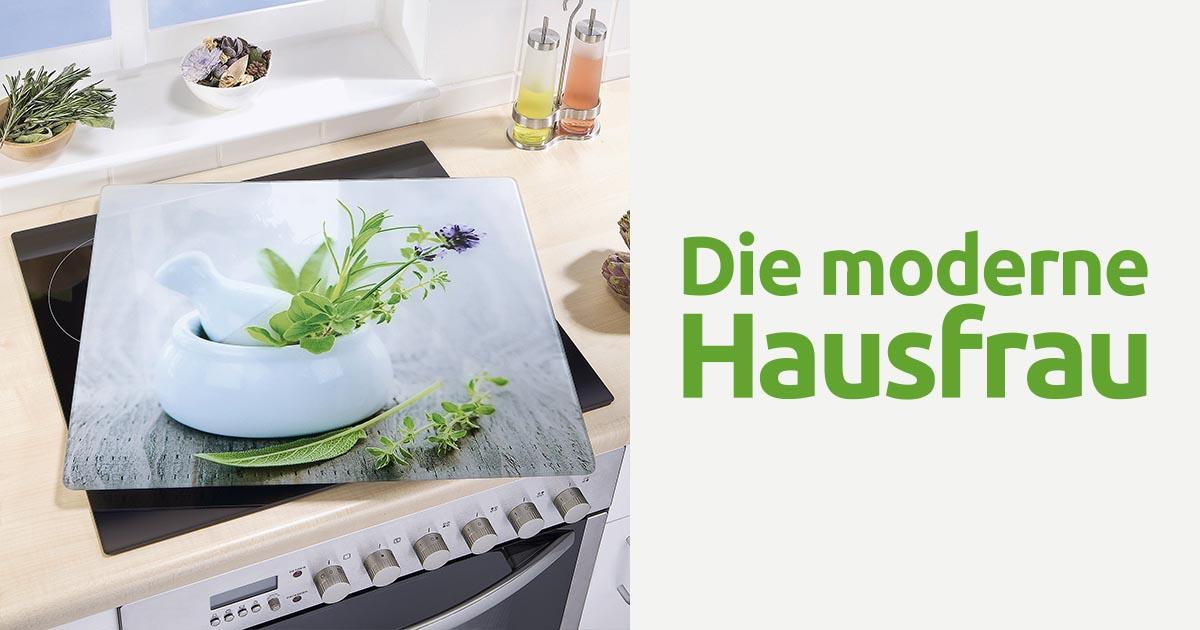 XL Glaskeramik Herdabdeckplatte Abdeckplatte Herdabdeckung Schneidebrett Kräuter