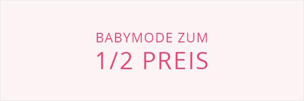 Babymode halber Preis