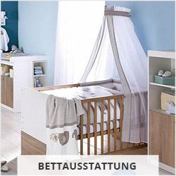 Bettaustattung fürs Babybett