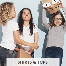 Kinder Shirts und Tops