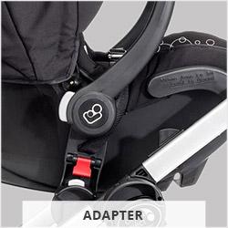Kinderwagen-Adapter