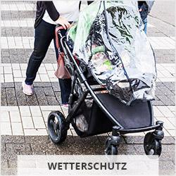 Wetterschutz für Kinderwagen
