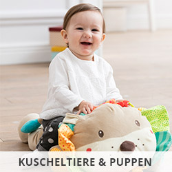 Kuscheltiere-Puppen