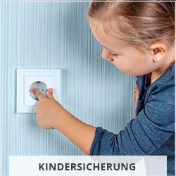 Kindersicherungen für die Steckdose & Schränke