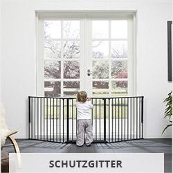 Schutzgitter für ein kindersicheres Zuhause