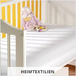 Heimtextilien fürs Baby