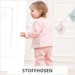 Stoffhosen für Babys