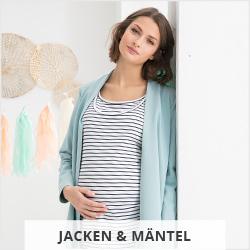 Jacken und Mäntel für Schwangere
