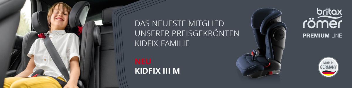 KIDFIX III M