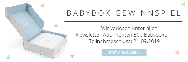 Babybox Gewinnspiel