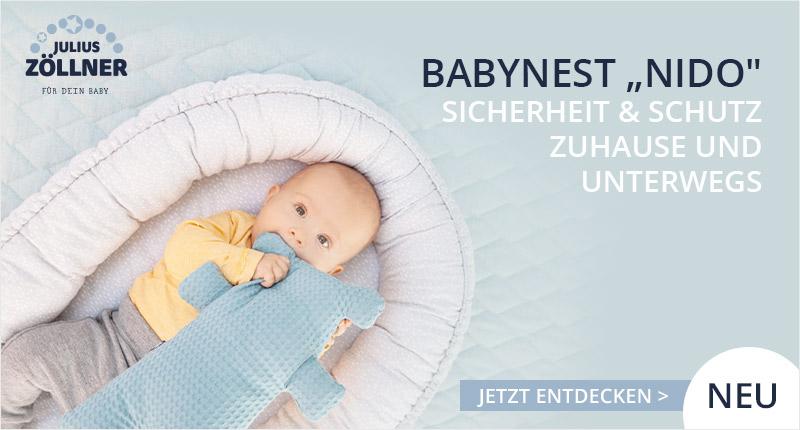 Julius Zöllner Babynest Nido