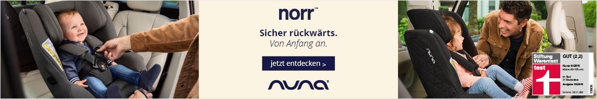 Nuna norr Stiftung Warentest