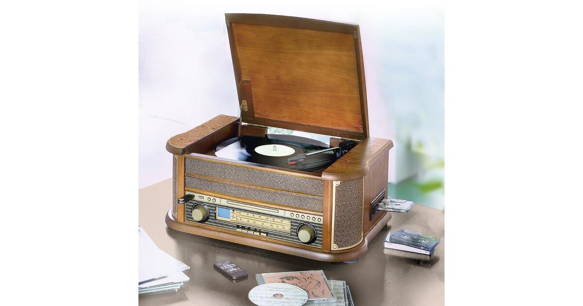 soundmaster musikanlage nostalgie online kaufen die. Black Bedroom Furniture Sets. Home Design Ideas
