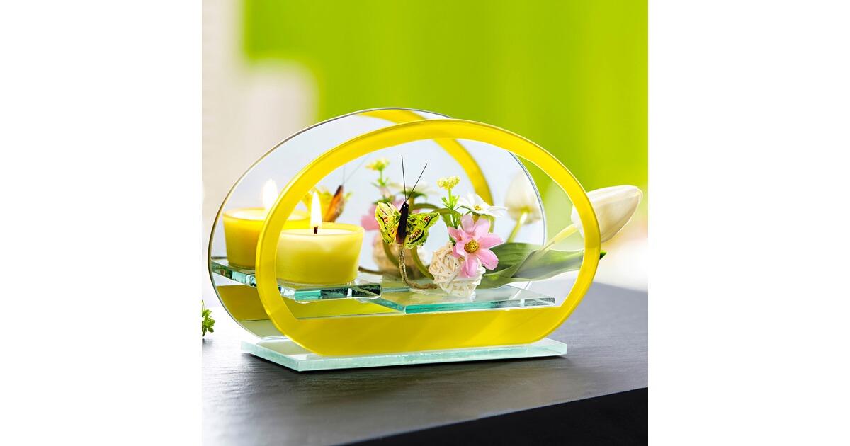 glas deko fr hlingszauber online kaufen die moderne hausfrau. Black Bedroom Furniture Sets. Home Design Ideas