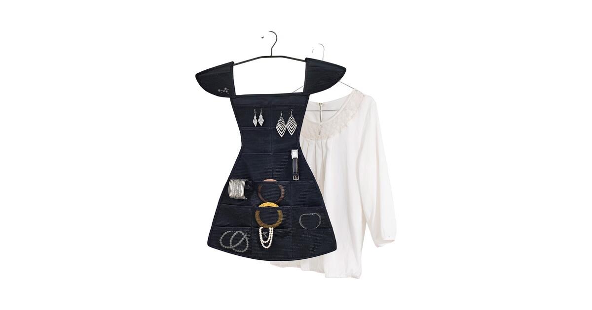 organizer kleine schwarze online kaufen die moderne hausfrau. Black Bedroom Furniture Sets. Home Design Ideas
