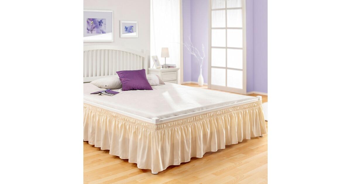 bettrock creme online kaufen die moderne hausfrau. Black Bedroom Furniture Sets. Home Design Ideas