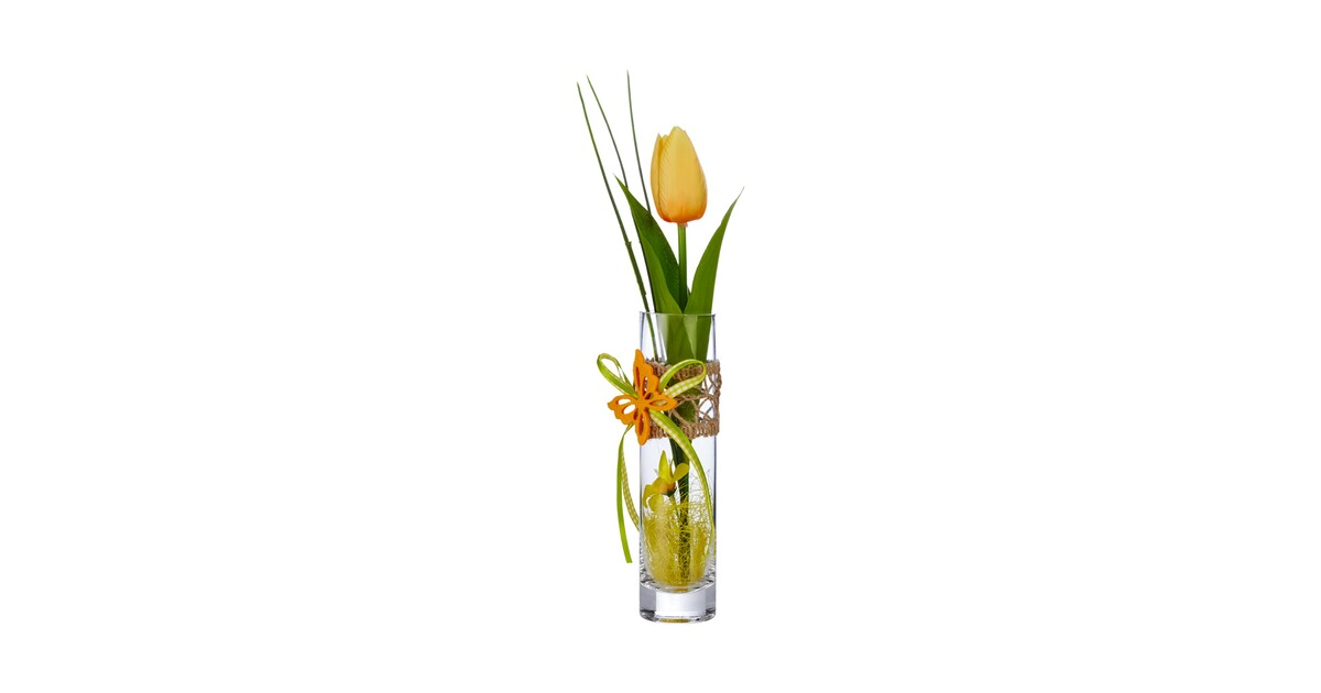 blumengesteck tulpe online kaufen die moderne hausfrau. Black Bedroom Furniture Sets. Home Design Ideas