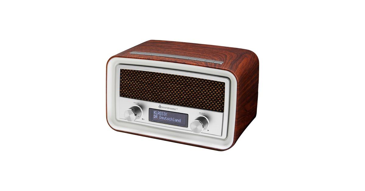 soundmaster uhrenradio mit usb ladebuchse online kaufen. Black Bedroom Furniture Sets. Home Design Ideas