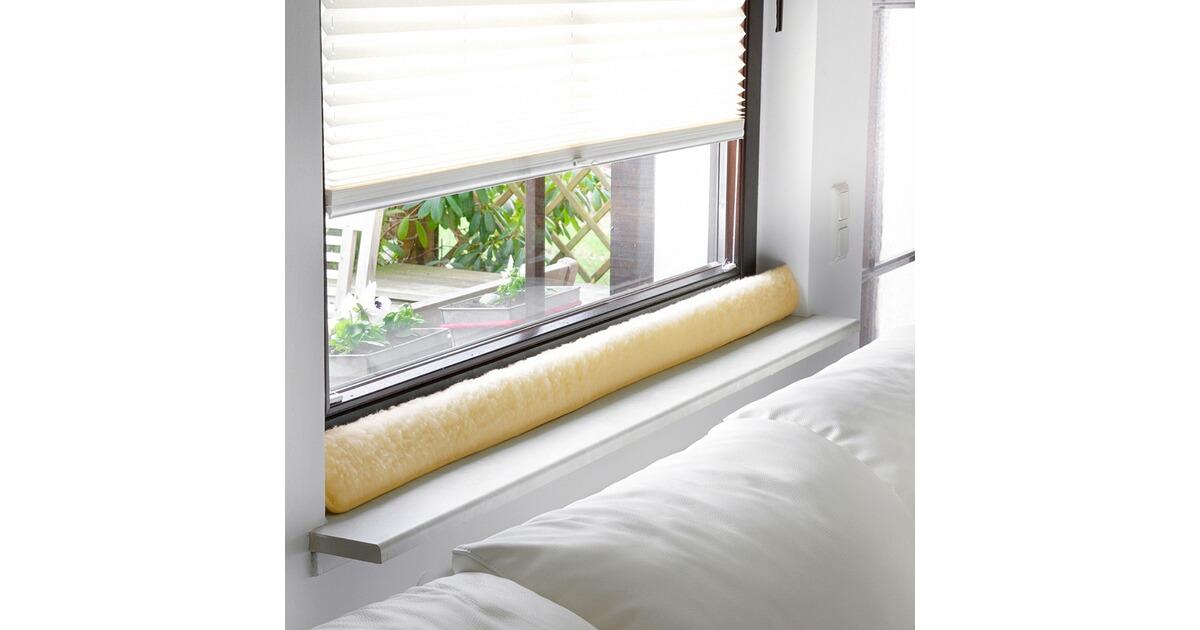 k n schurwolle fenster zugluftstopper online kaufen walzvital. Black Bedroom Furniture Sets. Home Design Ideas