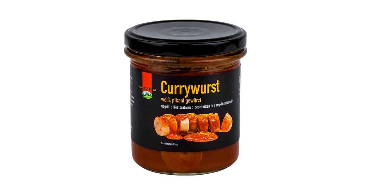 fertiggericht currywurst pikant online kaufen walzvital. Black Bedroom Furniture Sets. Home Design Ideas