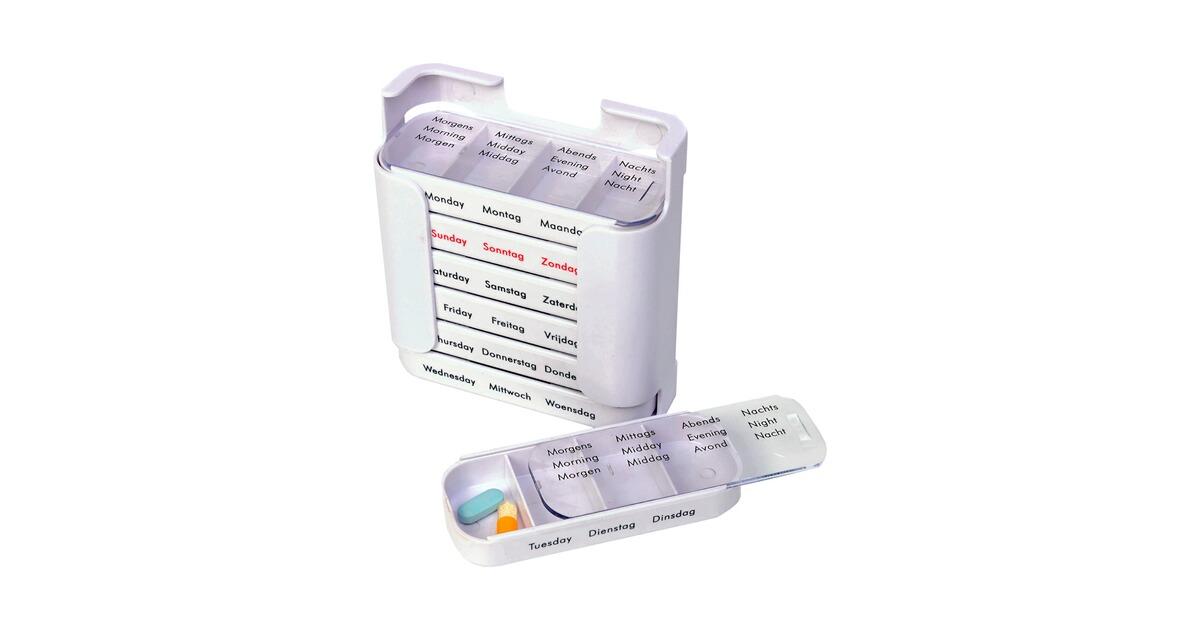 rehaforum medical tablettendispenser 7 tage online. Black Bedroom Furniture Sets. Home Design Ideas