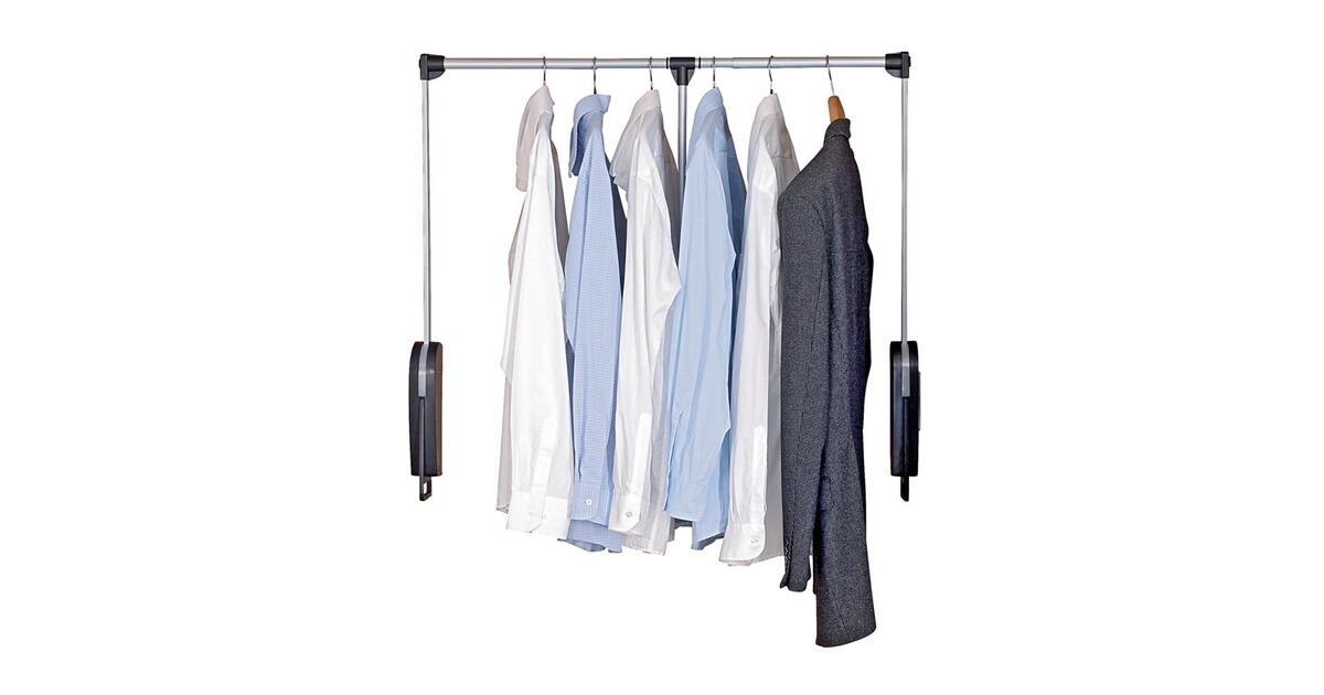 Wenko garderobenlift schwenkbare kleiderstange online kaufen die