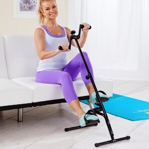 "Wellys  Heimtrainer ""2-in-1"""
