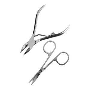 Set nagelknippers, 2-delig 1