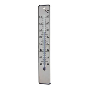 Edelstahl-Thermometer