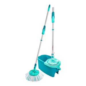 "LEIFHEIT  Bodenwischer Set ""CLEAN TWIST Disc Mop Ergo"""