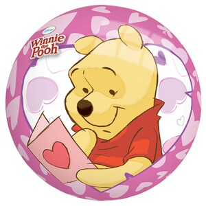 JOHN DISNEY WINNIE PUUH Vinyl-Spielball 130 mm