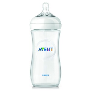 PHILIPS AVENT  Le biberon Natural 330 ml  transparant