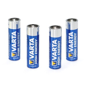 VARTA  Varta-Longlife-Power-batterijen AA, 4 stuks