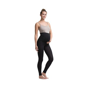 BOOB®  Umstandsleggings Once-on-never-off schwarz