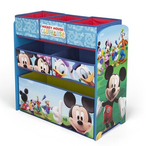 DELTA CHILDREN DISNEY MICKEY MOUSE & FRIENDS Aufbewahrungsregal Mickey Mouse