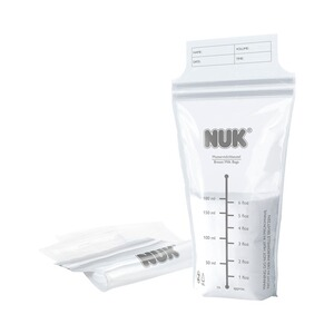 NUK  25er-Pack Muttermilch-Beutel 180ml