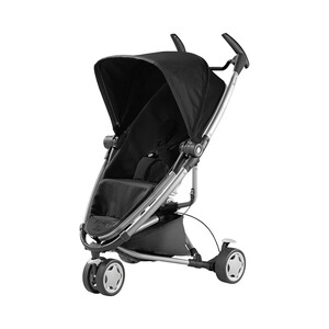 QUINNY ZAPP XTRA 2 Buggy mit Liegefunktion Design 2017  rocking black