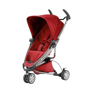 QUINNY ZAPP XTRA 2 Buggy mit Liegefunktion Design 2017  red rumour