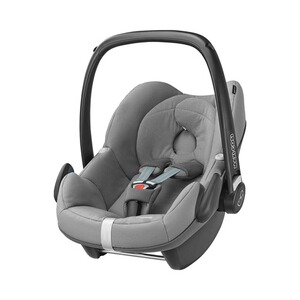 MAXI-COSI PEBBLE Babyschale Design 2017  concrete grey