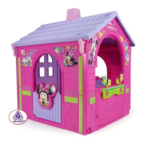 INJUSA MINNIE MOUSE Spielhaus Minnie Mouse
