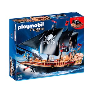 PLAYMOBIL® PIRATES 6678 Piraten-Kampfschiff