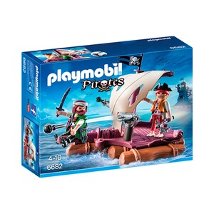 PLAYMOBIL® PIRATES 6682 Piratenfloß
