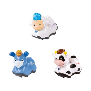 VTECH TIP TAP BABY TIERE Tiere Set 5 (Kuh, Esel, Schaf)