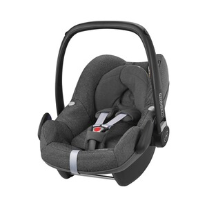 MAXI-COSI PEBBLE Babyschale Design 2017  sparkling grey