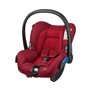 MAXI-COSI CITI Babyschale Design 2018  robin red